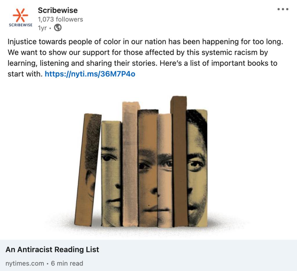 antiracist reading list